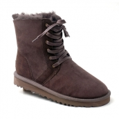 Women Winter Boot 13011 AAA Chocolate