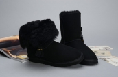 Women Winter Boot 1002153 AAA Black
