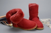 Women Winter Boot 1002153 AAA Red