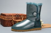 Women Winter Boot 1002174 AAA Blackish Green
