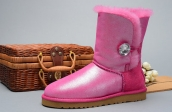 Women Winter Boot 1002174 AAA Pink