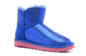 Women Winter Boot 1002678 AAA Blue Pink