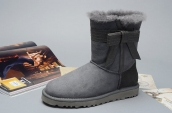 Women Winter Boot 1003174 AAA Grey