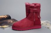 Women Winter Boot 1003174 AAA Red