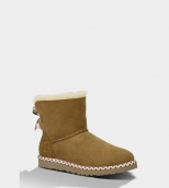 Women Winter Boot 1005079 AAA Sand Colour