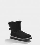 Women Winter Boot 1005079 AAA Black