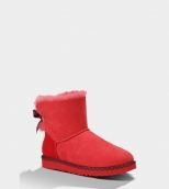 Women Winter Boot 1005079 AAA Red Black