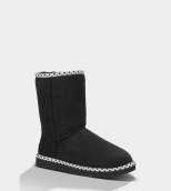 Women Winter Boot 1005080 AAA Black