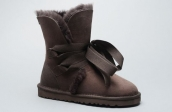 Women Winter Boot 1005828 AAA Chocolate
