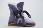 Women Winter Boot 1005828 AAA Purple