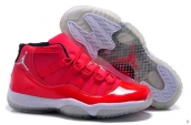 Air Jordan 11 Red White