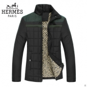 Hermes Coat Black