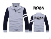 Boss Long-sleeved Polo T-shirt -022