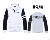 Boss Long-sleeved Polo T-shirt -023