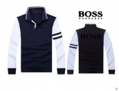 Boss Long-sleeved Polo T-shirt -024