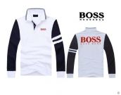 Boss Long-sleeved Polo T-shirt -026