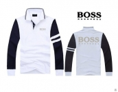 Boss Long-sleeved Polo T-shirt -029