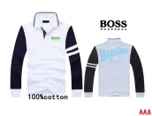 Boss Long-sleeved Polo T-shirt -116