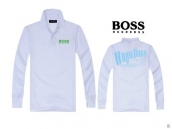 Boss Long-sleeved Polo T-shirt -119