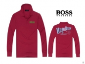 Boss Long-sleeved Polo T-shirt -120