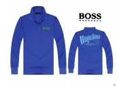 Boss Long-sleeved Polo T-shirt -122