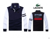Lacoste Long-sleeved Polo T-shirt -009