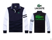 Lacoste Long-sleeved Polo T-shirt -010