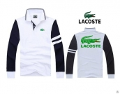 Lacoste Long-sleeved Polo T-shirt -011