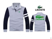 Lacoste Long-sleeved Polo T-shirt -012