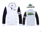 Lacoste Long-sleeved Polo T-shirt -014