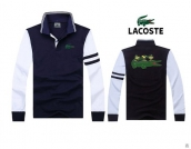 Lacoste Long-sleeved Polo T-shirt -015