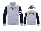 Lacoste Long-sleeved Polo T-shirt -018