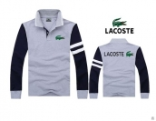 Lacoste Long-sleeved Polo T-shirt -019