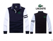 Lacoste Long-sleeved Polo T-shirt -021