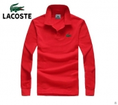 Lacoste Long-sleeved Polo T-shirt -033