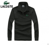 Lacoste Long-sleeved Polo T-shirt -034