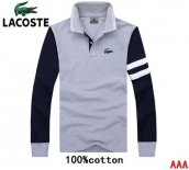 Lacoste Long-sleeved Polo T-shirt -037