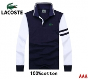 Lacoste Long-sleeved Polo T-shirt -038