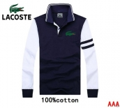 Lacoste Long-sleeved Polo T-shirt -039