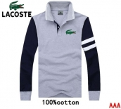 Lacoste Long-sleeved Polo T-shirt -040