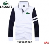 Lacoste Long-sleeved Polo T-shirt -041