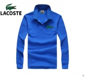 Lacoste Long-sleeved Polo T-shirt -042