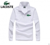 Lacoste Long-sleeved Polo T-shirt -045