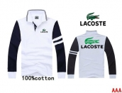 Lacoste Long-sleeved Polo T-shirt -046