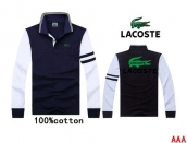 Lacoste Long-sleeved Polo T-shirt -047