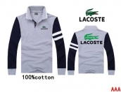 Lacoste Long-sleeved Polo T-shirt -048