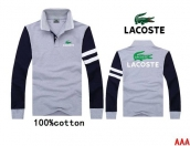 Lacoste Long-sleeved Polo T-shirt -057