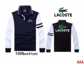 Lacoste Long-sleeved Polo T-shirt -058