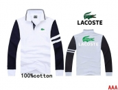 Lacoste Long-sleeved Polo T-shirt -059