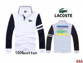 Lacoste Long-sleeved Polo T-shirt -060